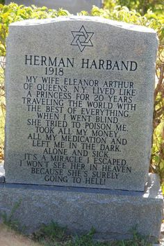 Sounds like a nice lady.