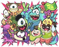 169 Best Spongebob Images Backgrounds Disney Monsters Cartoons
