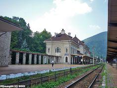 Sinaia (300)- Railway station - Romania