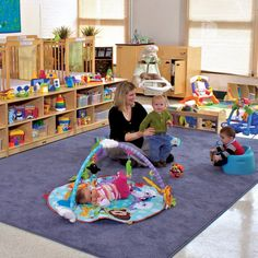 daycare classroom setup | Instant Classroom: Infant