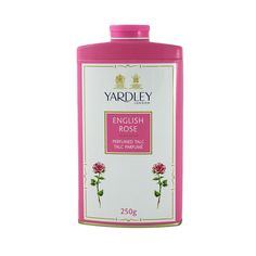 Yardley London English Rose Perfumed Talc Powder (250g)