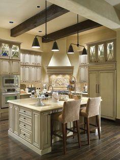 kitchen by Alan Mascord Design Associates Inc