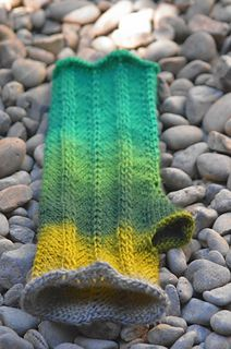 last minute holiday knitting!!