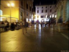 Gente di passaggio ....by Simonetta Menta
