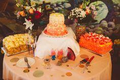 Retro & Kitsch Wedding at the Madonna Inn · Rock n Roll Bride