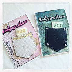 Konfirmation 2018 Card Holder, Diy Projects, Cards, Scrapbooking, Inspiration, Ideas, Biblical Inspiration, Rolodex, Handyman Projects