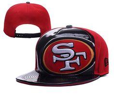 NFL San Francisco 49ers New Era Snapback Adjustable Hat Cap