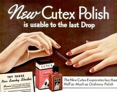 32 Unusual Uses for Nail Polish (WWII Series) #cleaningtips, #repairtips