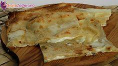 Ricetta Focaccia col formaggio (di Recco) - Le Ricette di GialloZafferano.it