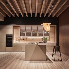Vela #Kitchen design #DanteBonuccelli in the renovated @MolteniDada Flagship Store in Milano by @VincentVanDuysen. . #archiproducts #MolteniGroup #DadaKitchens #moltenidada