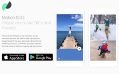 A superb GIF maker from Google which captures short animations using your camera on your Android or iOS device.
