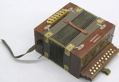 My grandfather used to play accordion - the reason my grandmother married him, she claimed.