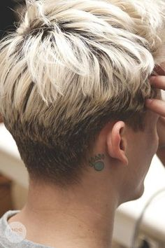 Leebo Freeman's hair