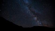 Milky Way Nightsky at Bielerhoehe, Austria by Martin Walser on Milky Way, Night Skies, Austria, River, Sky Night