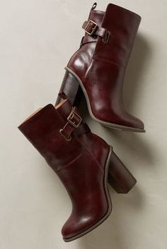 Kelsi Dagger Bard Booties  #anthrofave #anthropologie