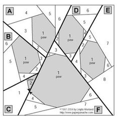 Image result for Free Paper Piecing Quilt Patterns to Print