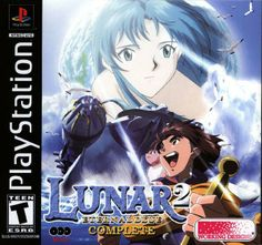 Review of Lunar 2: Eternal Blue Complete
