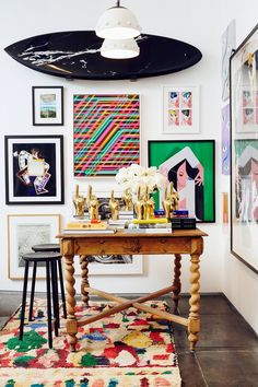 MyDomaine founder Mat Sanders and his partners unveil their first brick-and-mortar.