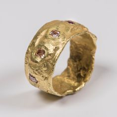 Wax Ring, Wide Rings, Cocktail Rings, Stone Rings, Colored Diamonds, 18k Gold, Gold Rings, Rings For Men, Jewelry Making