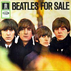 Carátulas de música Frontal de The Beatles - Beatles For Sale. Portada cover Frontal de The Beatles - Beatles For Sale Beatles Album Covers, Rock Album Covers, Music Covers, Power Metal, Rock N Roll Music, Rock And Roll, Liverpool, Im A Loser, Folk