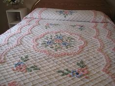 Chenille Bedspreads