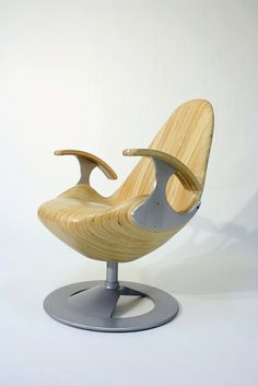 Strata Chair by Pagomo Designs