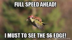 Samsung's Galaxy S6 Edge is receiving a lot of positive feedback lately, as everybody is appreciating its design. And we must admit, it's one of the most beautiful phones ever made.   What do you think about it? #MWC15 #WeaselPecker