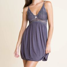Collete Chemise by @Eberjey Intimates