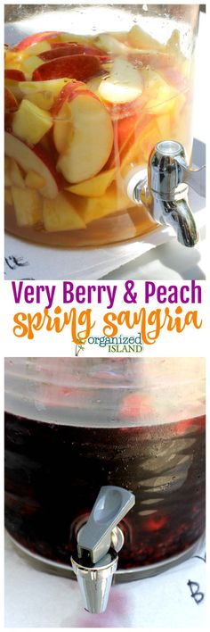 Easy Sangria Recipes for Spring or Summer -