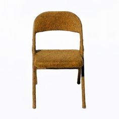 Felt Chair Yellow now featured on Fab.