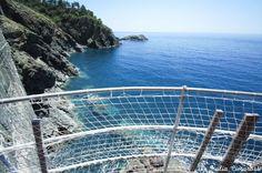 Tarrace on a sea #Bonassola  #Levanto #Framura #Cinqueterre #Liguria #Italianriviera  #Italy #sea #nature www.caduferra.it