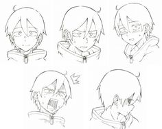 Dagashi Kashi anime character design Kokonotsu shikada 2