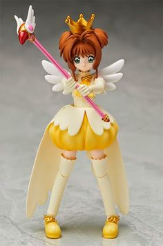 Mechanical Japan: Cardcaptor Sakura - Sakura Kinomoto -Open the door- S.H.Figuarts (Bandai)