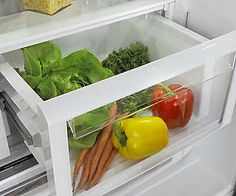 Learn about features and specifications for the 33-inch Wide Bottom Mount Refrigerator with Humidity-Controlled Crispers - 22 cu. ft. (MBF2258DEM)