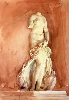 The Athenaeum - Venus (John Singer Sargent - )