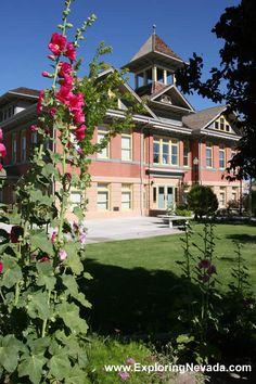 Historic School in Yerington, Nevada