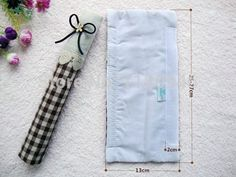 fridge handle cover coffe plaid pattern 2014101207.jpg