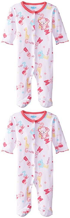2a087ed10 Infant Girls  Winter Rose Flowers Long Sleeve Footed Sleeper 3D ...