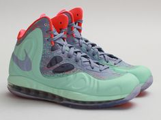 b774886dfbac nike air max hyerposite arctice green available Nike Hyperposite Arctic  Green Available Classic Sneakers