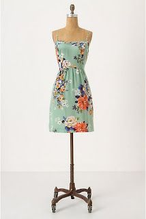 Make your own! Anthropologie dress