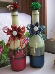 25+ melhores ideias sobre Garrafas de vinho para o natal no ...