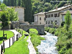 Visso, province of Macerata, are preserved the original manuscripts the poet Giacomo Leopardi including his the most famous poetry The Infinite. Le Marche, Italy.