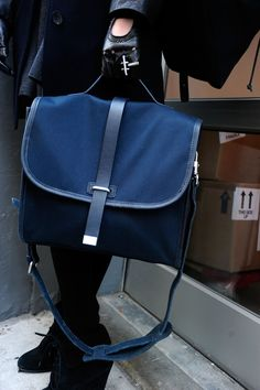 bag. NY Fashion Week.