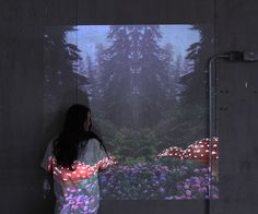 ozei:  domsebastian:  fashion communication projection  this is so cool ϟ❁ INDIEϟ❁