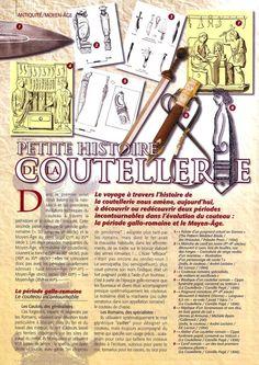 Le Couteau - 2* La Période Gallo-Romaine & Le Moyen Age **