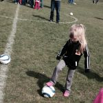 My first day as a soccer mom - the dawn of my cougar years