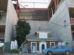 """la maison de LA qui a inspiré """"La haut"""" va être déplacée."""