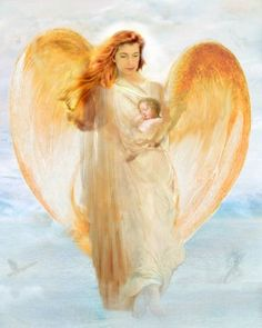 Archangel Gabriel Dear Archangel Gabrielle, thank you for giving me clear messages about my life purpose and for guiding and supporting me to be a clear messenger to help others as you do. And thank you for helping me remain focused and energetic on my creative endeavors. And so it is! Ray