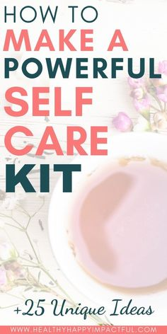 How to make a self care kit for your mental health. The best self care basket and self care box ideas to uplift and nourish you just when you need it. 25 diy self care kit ideas that are luxurious, yet inexpensive, plus what's in my box, and ready made subscriptions. #selfcarekitdiy #selfcareboxideas #selfcarebasketideasforwomen Self Care Worksheets, Self Care Activities, Care Box, Best Self, Diy Kits, Take Care Of Yourself, Improve Yourself, Healthy Lifestyle Habits, Good Mental Health