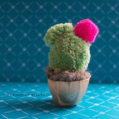 Seriously! How much fun are pom-poms? It doesn't matter if you're five or eighty two it's something you can make and once you've m...